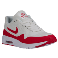 Nike Air Max 1 Ultra - Women's - White / Red