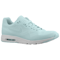 Nike Air Max 1 - Women's - Light Blue / White