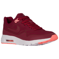 Nike Air Max 1 Ultra - Women's - Maroon / Red
