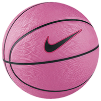 Nike Swoosh Mini Basketball - Pink / Black