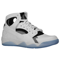 Nike Air Flight Huarache - Men's - White / Grey