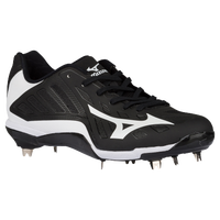 Mizuno Heist IQ - Men's - Black / White