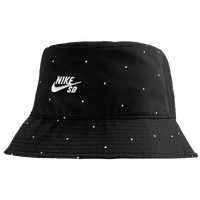 Nike SB Polka Dot Bucket Hat - Men's - Black / White