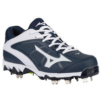 Mizuno 9-Spike Swift 4 - Women's - Navy / White
