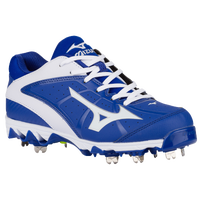 Mizuno 9-Spike Swift 4 - Women's - Blue / White