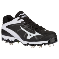 Mizuno 9-Spike Swift 4 - Women's - Black / White