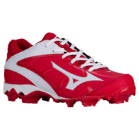 Mizuno 9-Spike Advanced Finch Elite 2 - Women's - Red / White