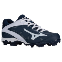 Mizuno 9-Spike Advanced Finch Elite 2 - Women's - Navy / White