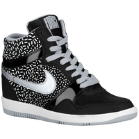 Nike Force Sky High - Women's - Black / Grey