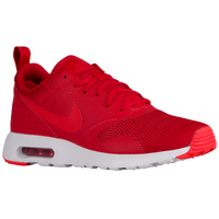 Nike Air Max Tavas - Men's - Red / White