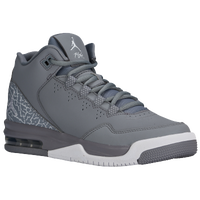 Jordan Flight Origin 2 - Boys' Grade School - Grey / White
