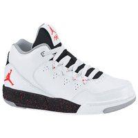 Jordan Flight Origin 2 - Boys' Preschool - White / Red
