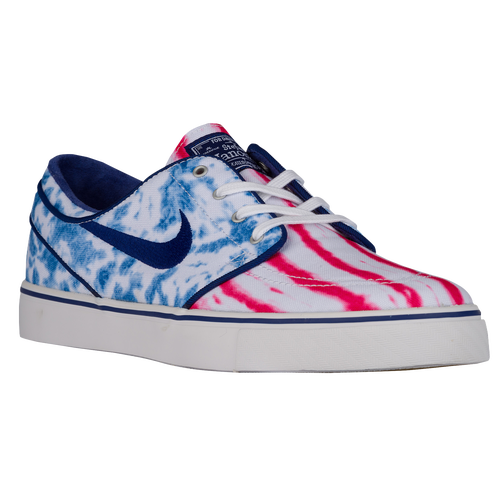 Nike SB Zoom Stefan Janoski - Men's - White / Red