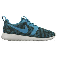Nike Roshe One - Women's - Dark Green / Light Blue