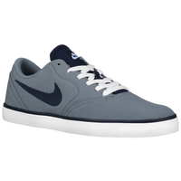 Nike SB Check - Men's - Grey / White