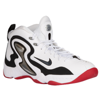 Nike Zoom Hawk Flight - Men's - White / Black