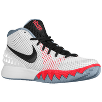 Nike Kyrie 1 - Men's -  Kyrie Irving - White / Grey
