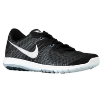 Nike Flex Fury - Men's - Black / White