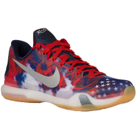 Nike Kobe X - Men's -  Kobe Bryant - Red / Navy