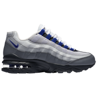 Nike Air Max 95  - Boys' Grade School - Grey / Blue