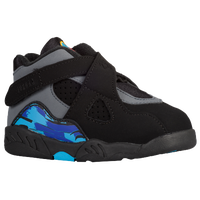 Jordan Retro 8 - Boys' Toddler - Black / Red