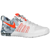 Nike Air Max Effort TR - Men's - White / Orange