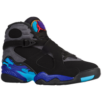 Jordan Retro 8 - Men's - Black / Red