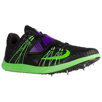 Nike Zoom TJ Elite - Men's - Black / Light Green