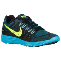 Nike LunarTempo - Men's - Black / Light Blue