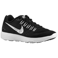Nike LunarTempo - Women's - Black / White