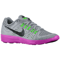 Nike LunarTempo - Women's - Grey / Purple