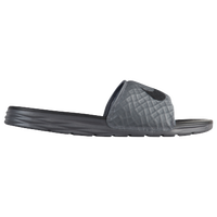 Nike Benassi Solarsoft Slide 2 - Men's - Grey / Black