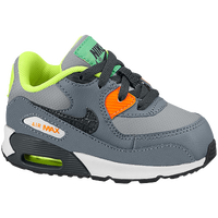 Nike Air Max 90 - Boys' Toddler - Grey / Black