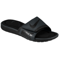 Nike Solarsoft Comfort Slide - Men's - Black / Grey