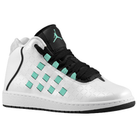 Jordan Illusion - Girls' Grade School - White / Light Green