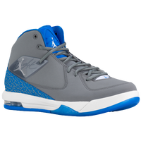 Jordan Air Incline - Men's - Grey / Light Blue