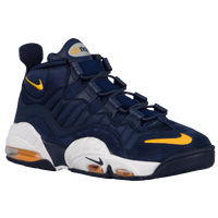 Nike Air Max Sensation - Men's - Navy / Gold