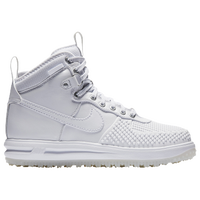 nike air force takkie boot white