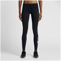 Nike Leg-A-See Logo Leggings - Women's - Casual - Clothing - Black ...