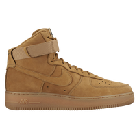 Nike Air Force 1 High - Men's - Tan / Tan