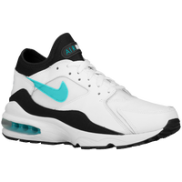 Nike Air Max 93 - Men's - White / Black