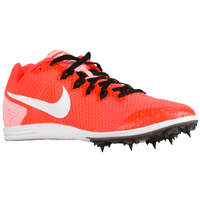 Nike Zoom Rival D 9 - Women's - Orange / White