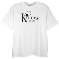 Team Edition Kinney Shoes S/S T-shirt - Men's - White / Black