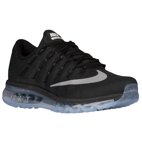 Nike Air Max 2016 - Men\u0026#39;s - Black / Grey