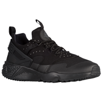 Nike Air Huarache - Men's - All Black / Black