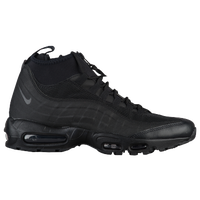 Nike Air Max 95 Sneakerboot - Men's - All Black / Black