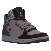 Jordan 1 Flight 3 - Men's - Grey / Maroon