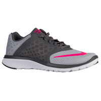 Nike FS Lite Run 3 - Women's - Grey / Pink
