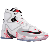 Nike LeBron XIII - Men's -  Lebron James - White / Black