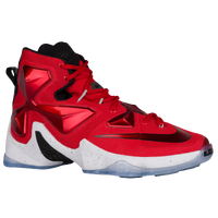 Nike LeBron XIII - Men's -  LeBron James - Red / White